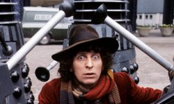 Tom Baker Screensavers