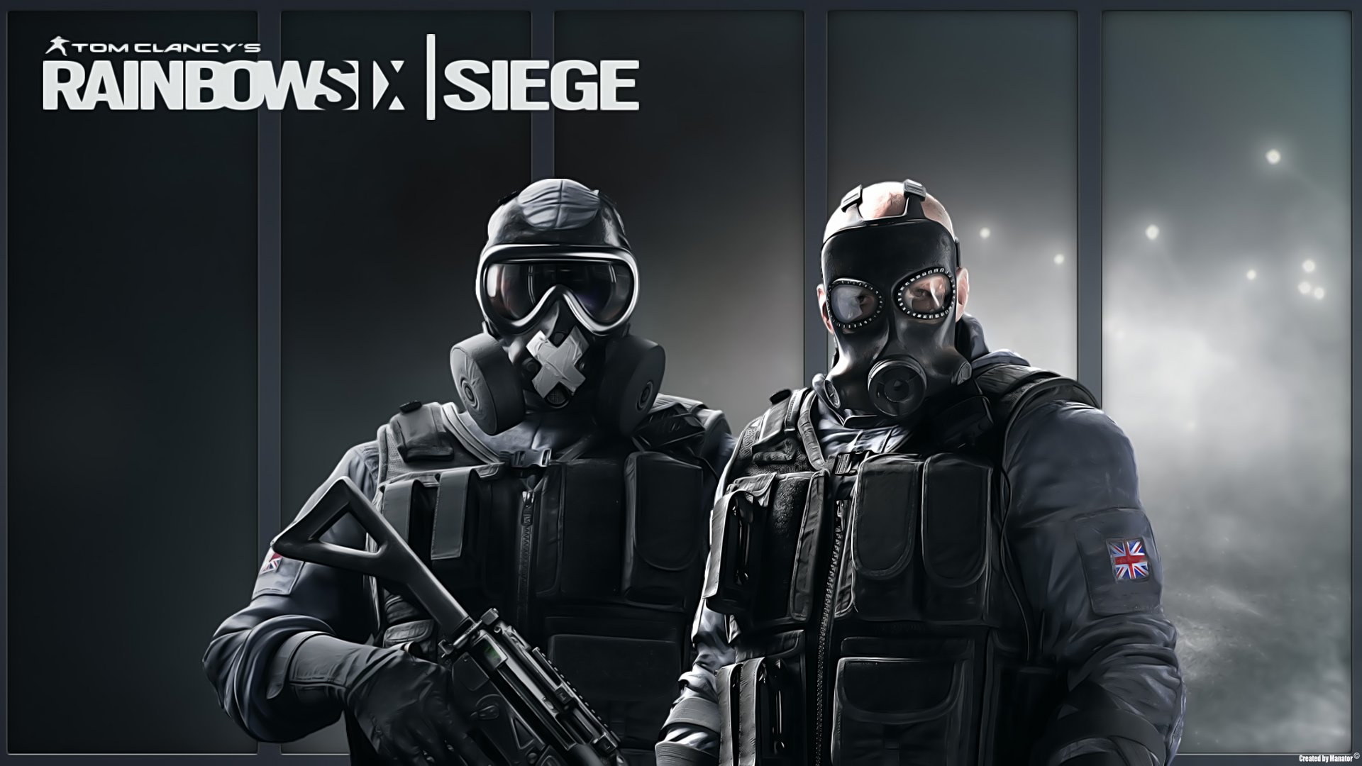 Tom Clancy S Rainbow Six Siege Hd Wallpapers 7wallpapers Net