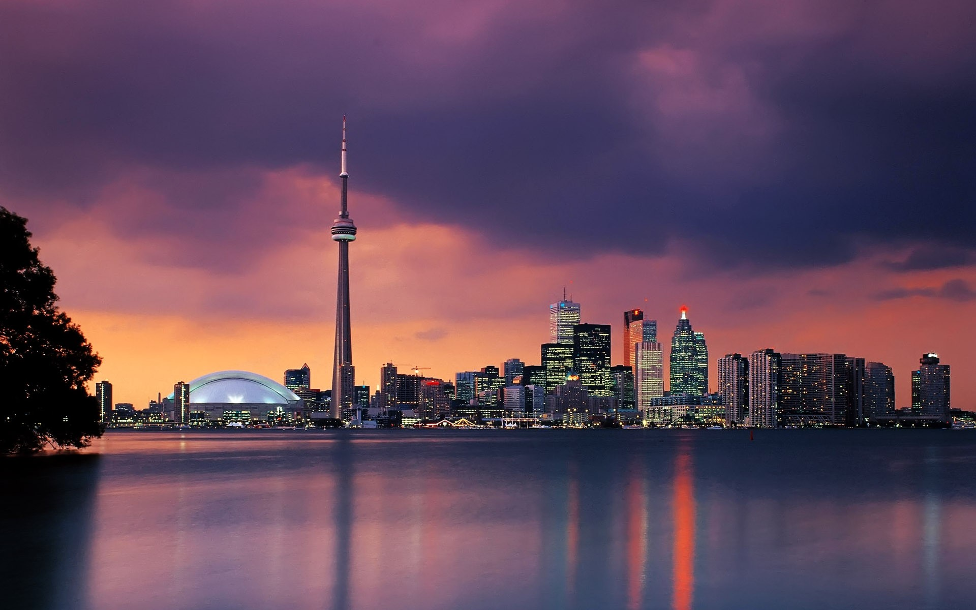 Toronto Screensavers