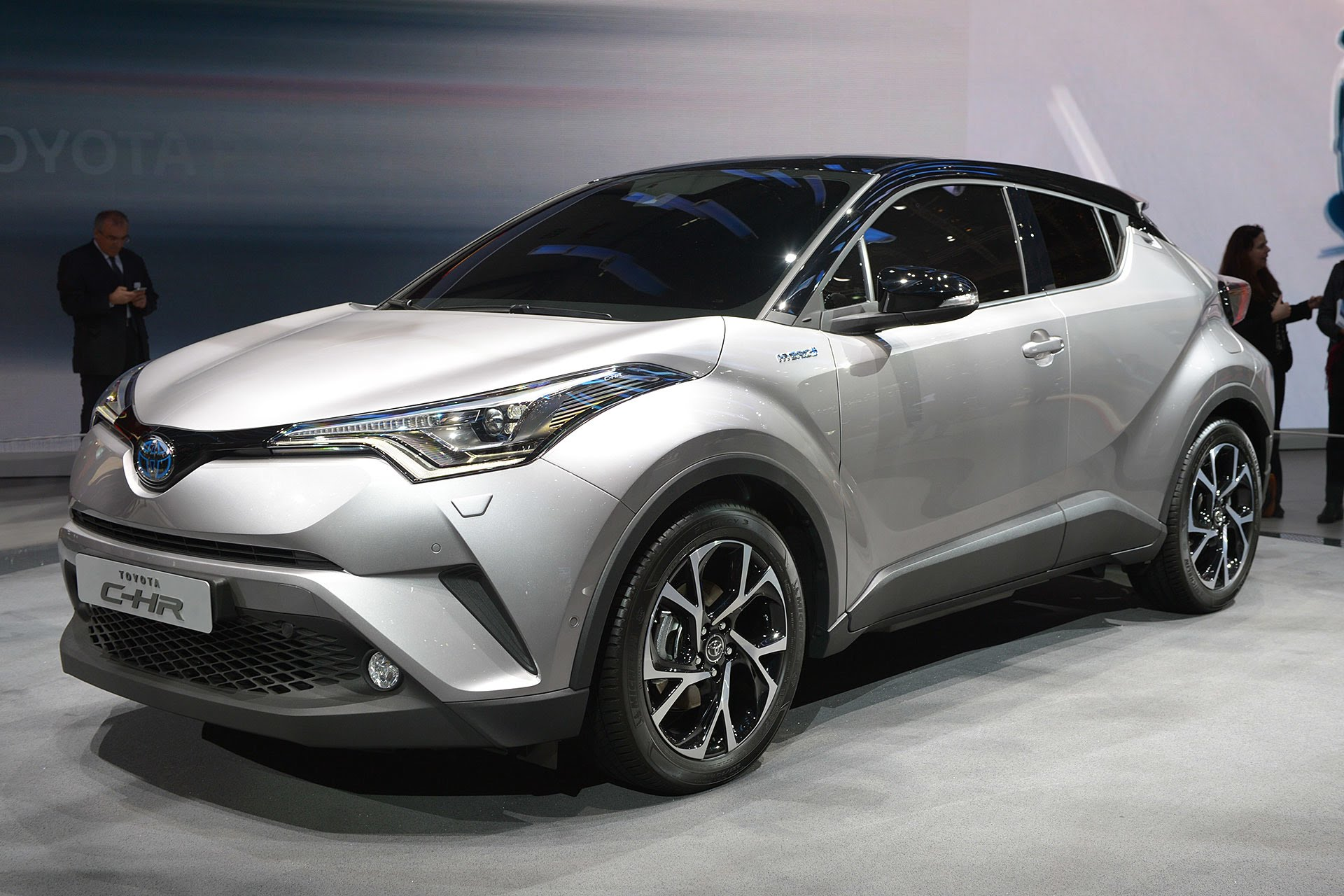 Toyota C-HR Desktop wallpapers