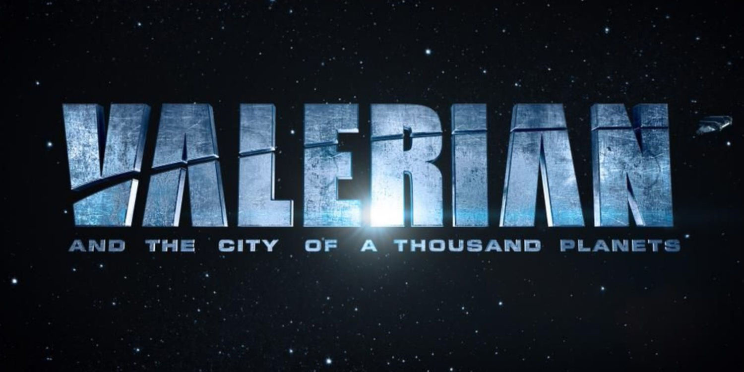 Valerian and the City of a Thousand Planets Screensavers