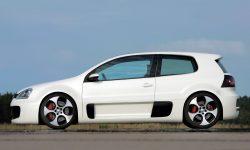 Volkswagen Golf GTI W12-650 Concept HD pics