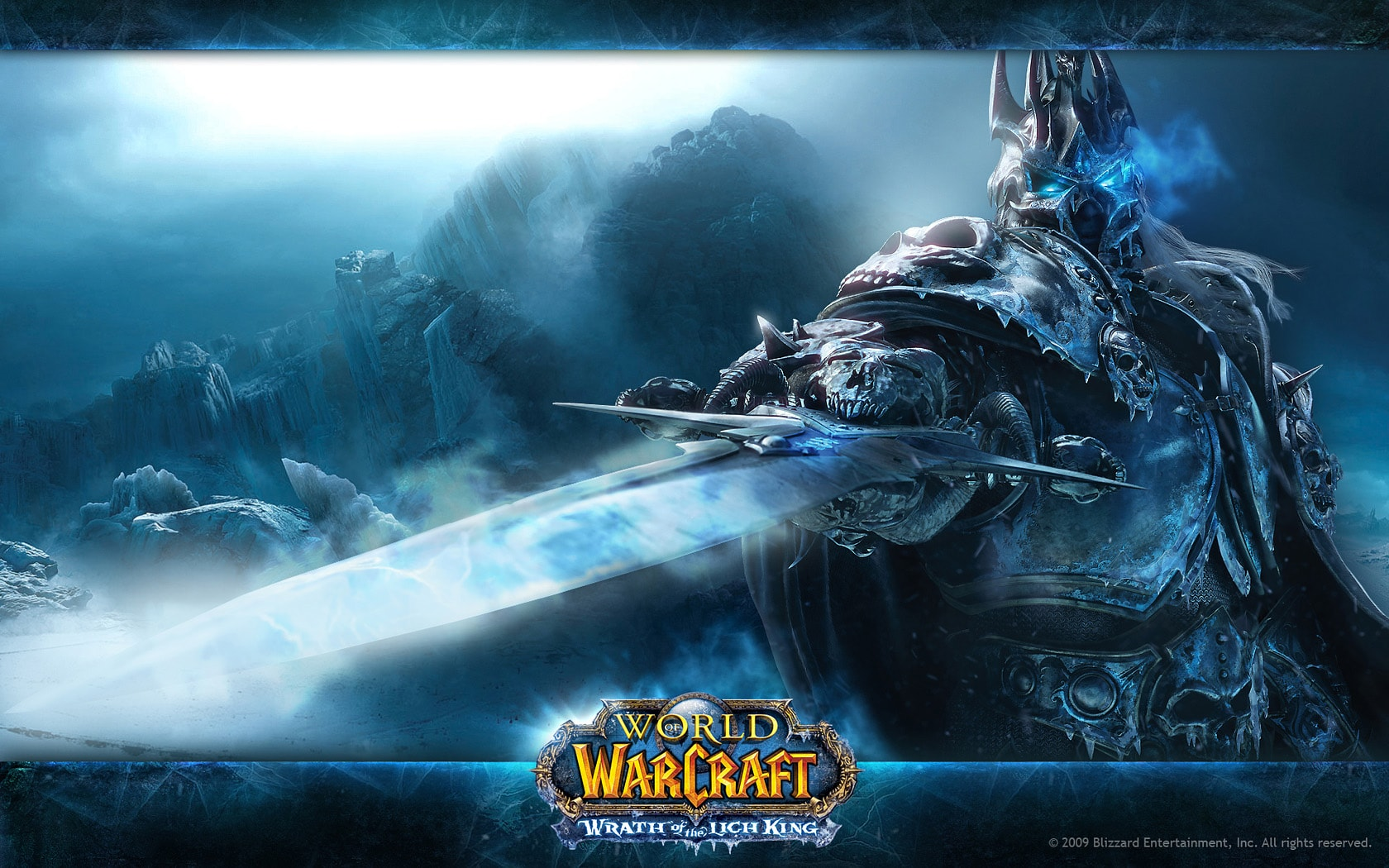 WOW: The Lich King Desktop wallpapers