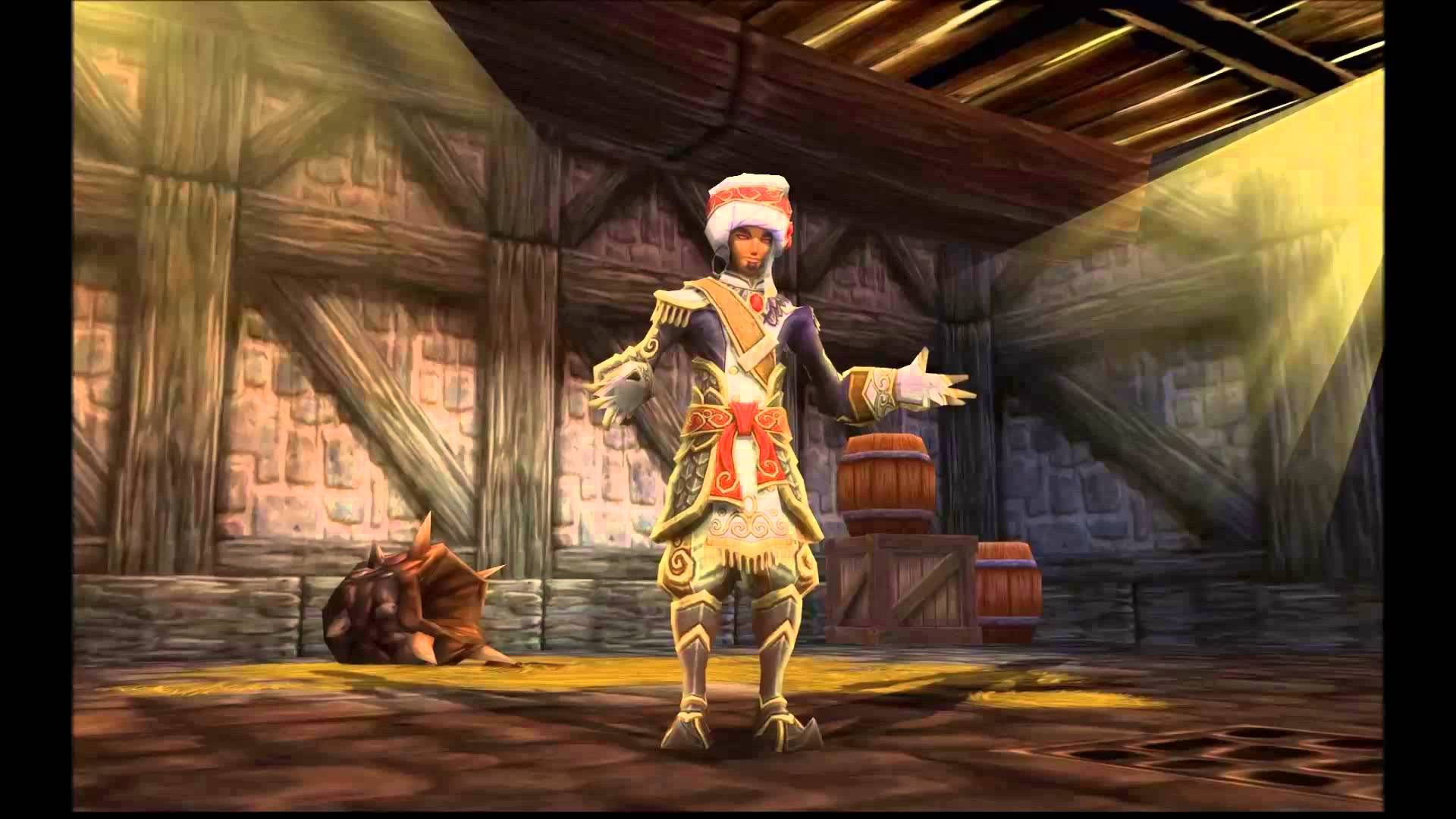 WOW: Wrathion HQ wallpapers