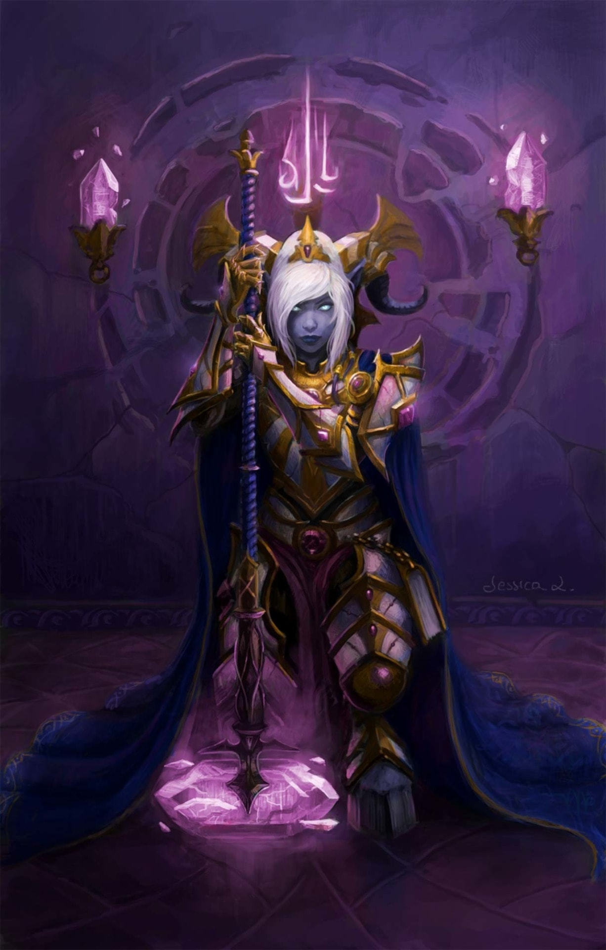 WOW: Yrel Background