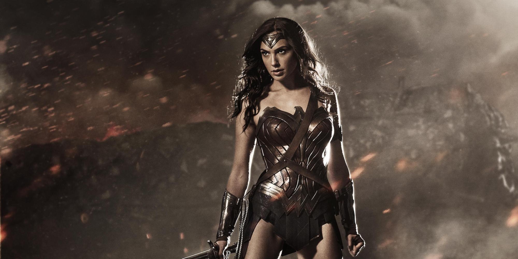 Wonder Woman Screensavers