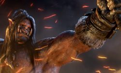 WOW: Grommash Hellscream Desktop wallpapers