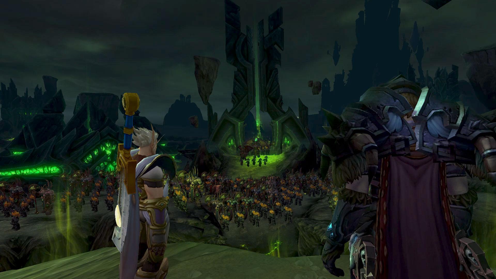 World of Warcraft: Legion Desktop wallpapers
