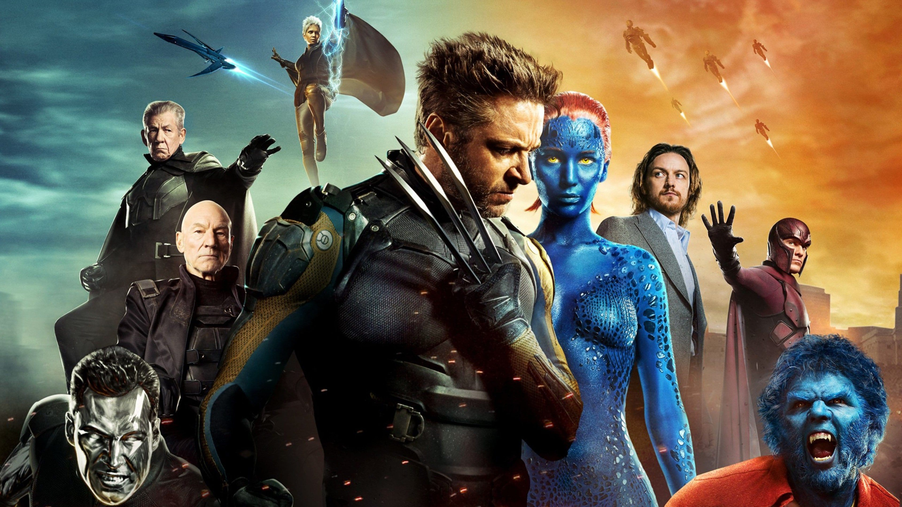X Men Days Of Future Past Desktop Wallpapers