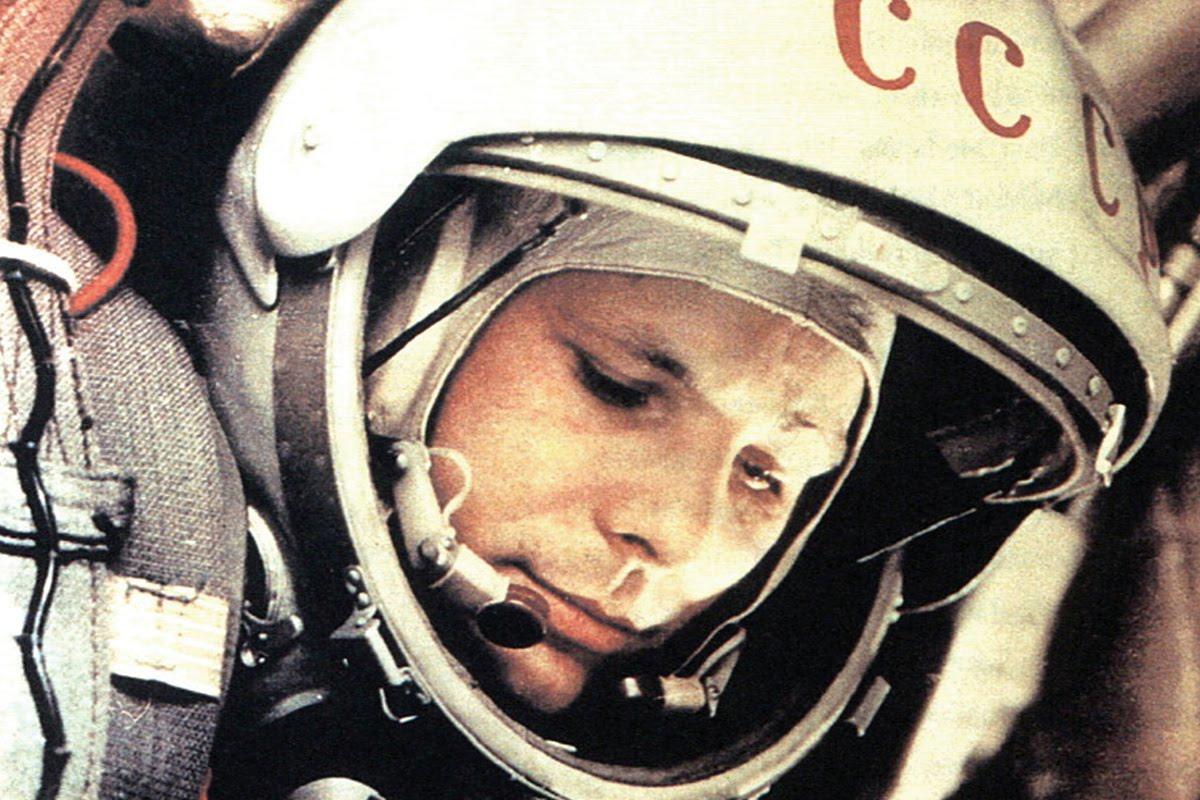 yuri gagarin full name - photo #14