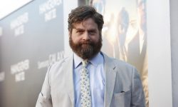 Zach Galifianakis Background