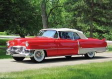 1954 Cadillac Eldorado Background