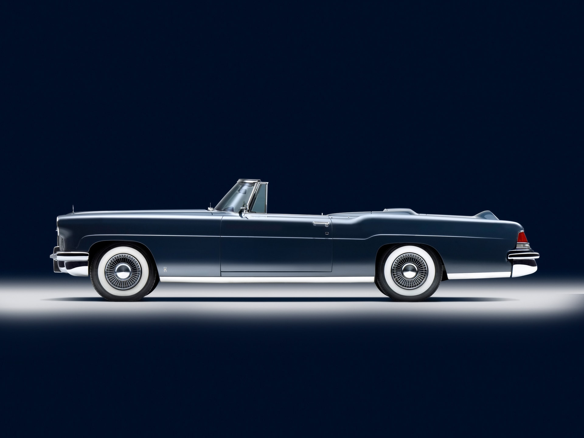 1956 Lincoln Mark II Background
