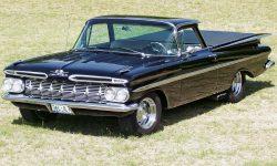 1959 Chevrolet El Camino Background
