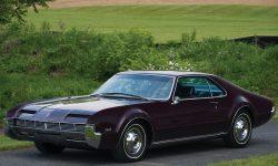 1966 Oldsmobile Toronado Background