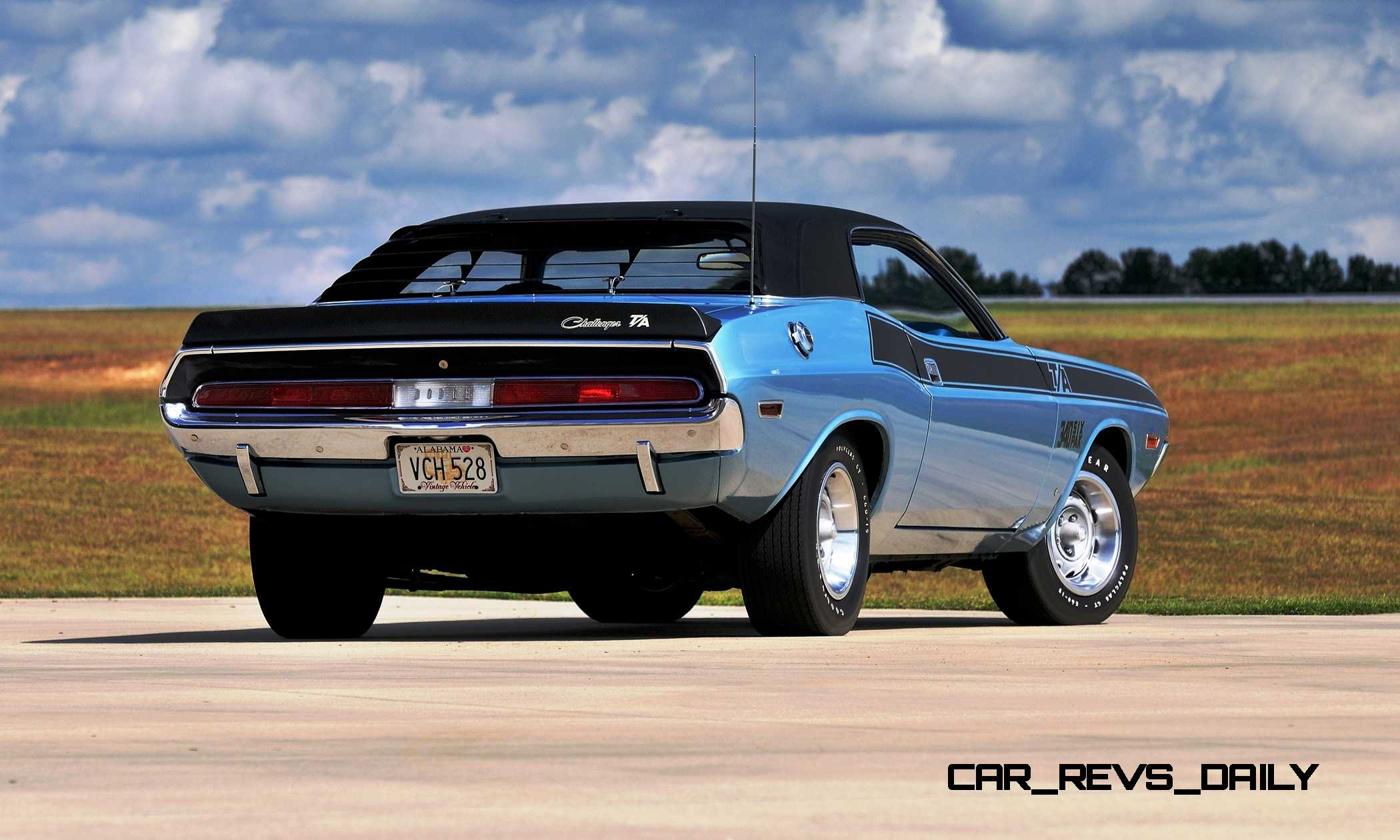1970 Dodge Challenger T/A Background