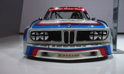 1973 BMW 3.0 CSi Background