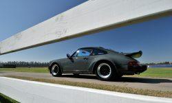 1976 Porsche 911 Turbo (930) Background
