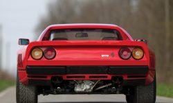 1984 Ferrari GTO Background