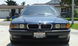 1995 BMW 7 Series Wallpapers hd