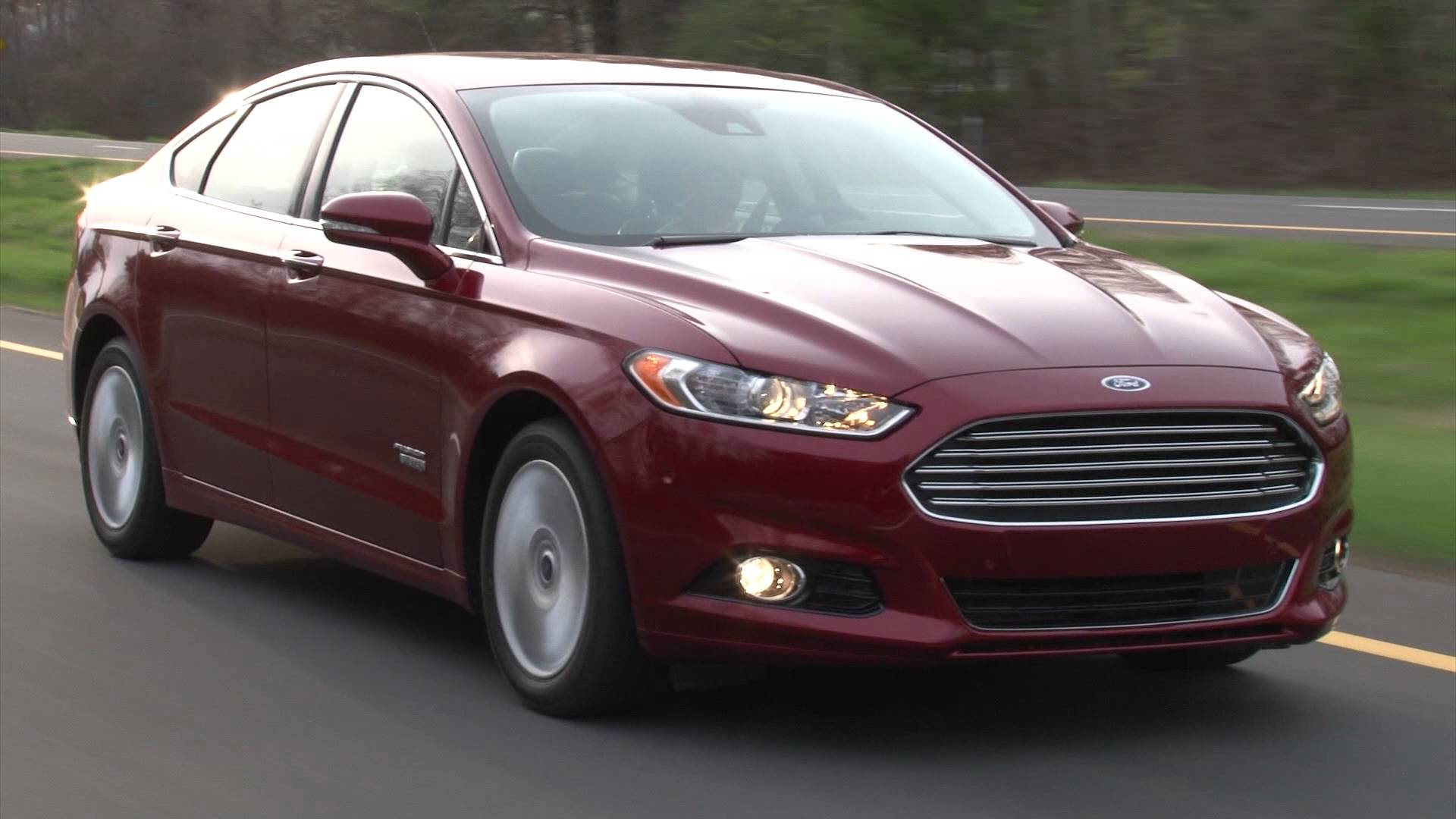 2013 Ford Fusion Background