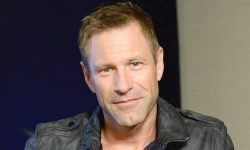 Aaron Eckhart Background