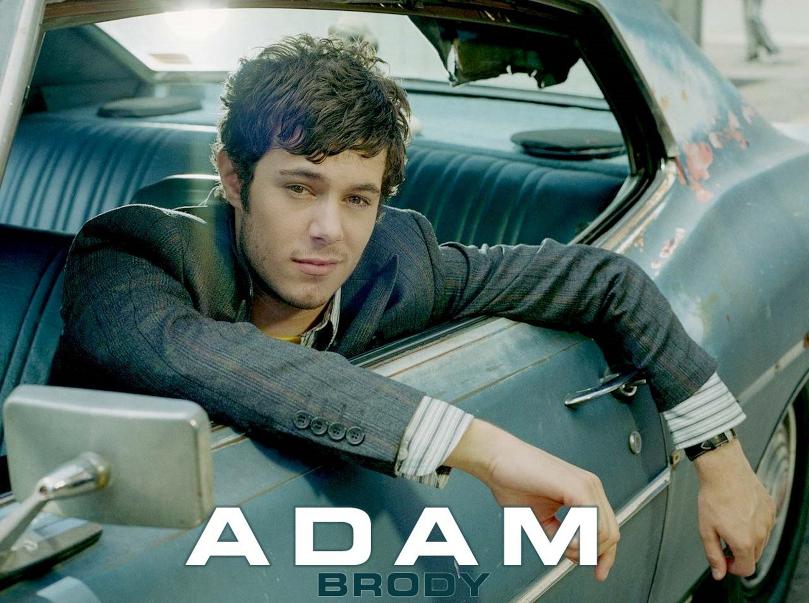 Adam Brody Background