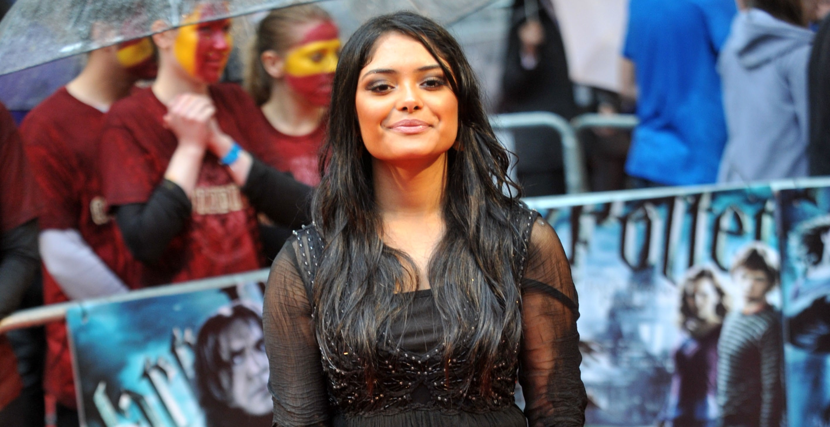 Afshan Azad Background