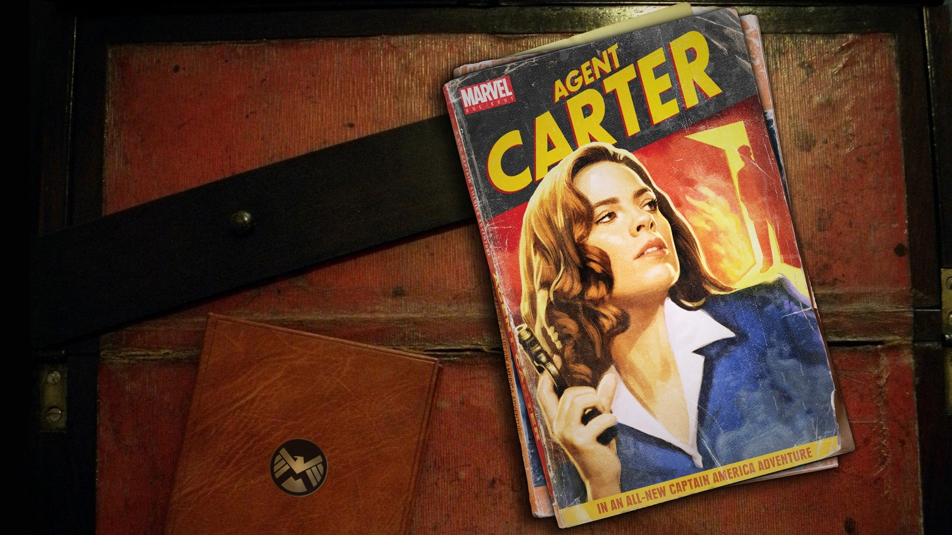 Agent Carter Background