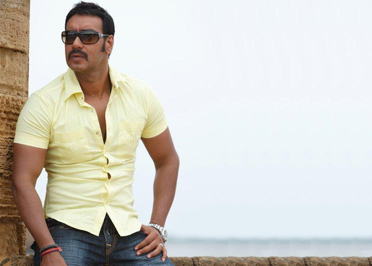 Ajay Devgan Background