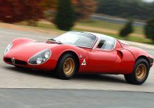 Alfa Romeo Tipo 33 Stradale Background