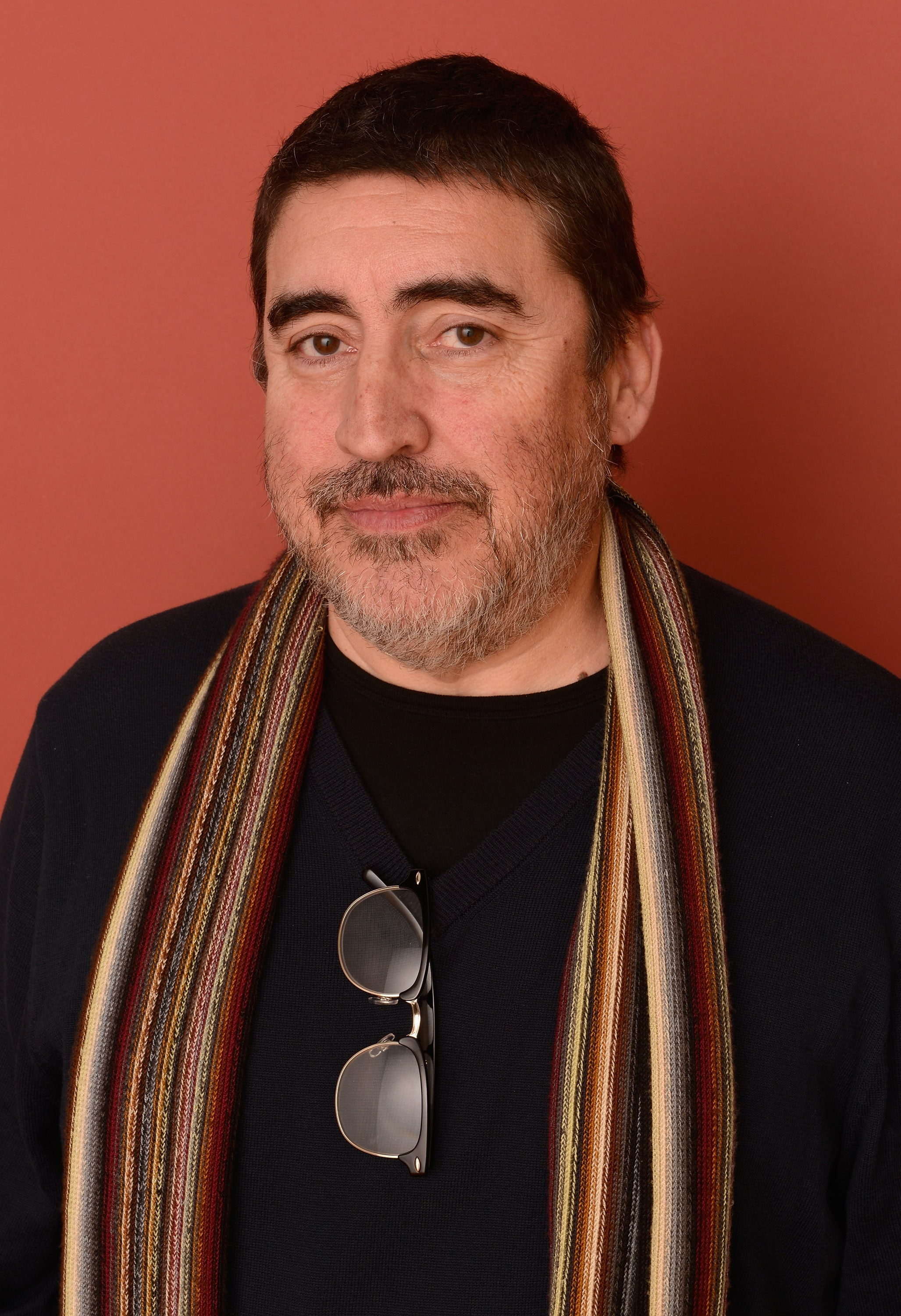 Alfred Molina Background
