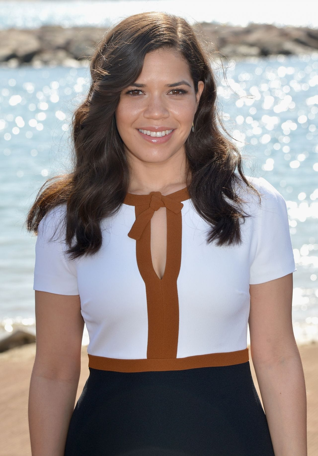 America Ferrera Background