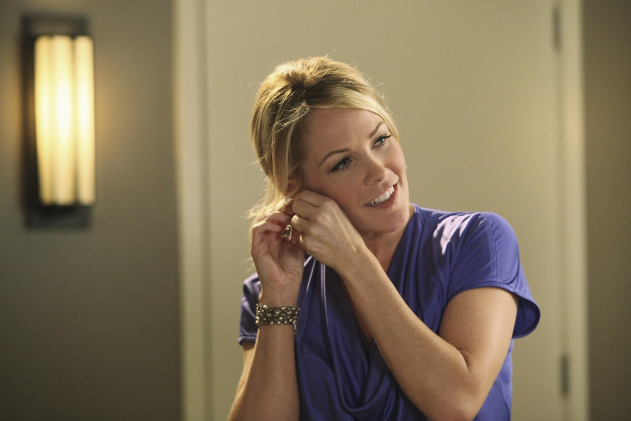 Andrea Anders Background