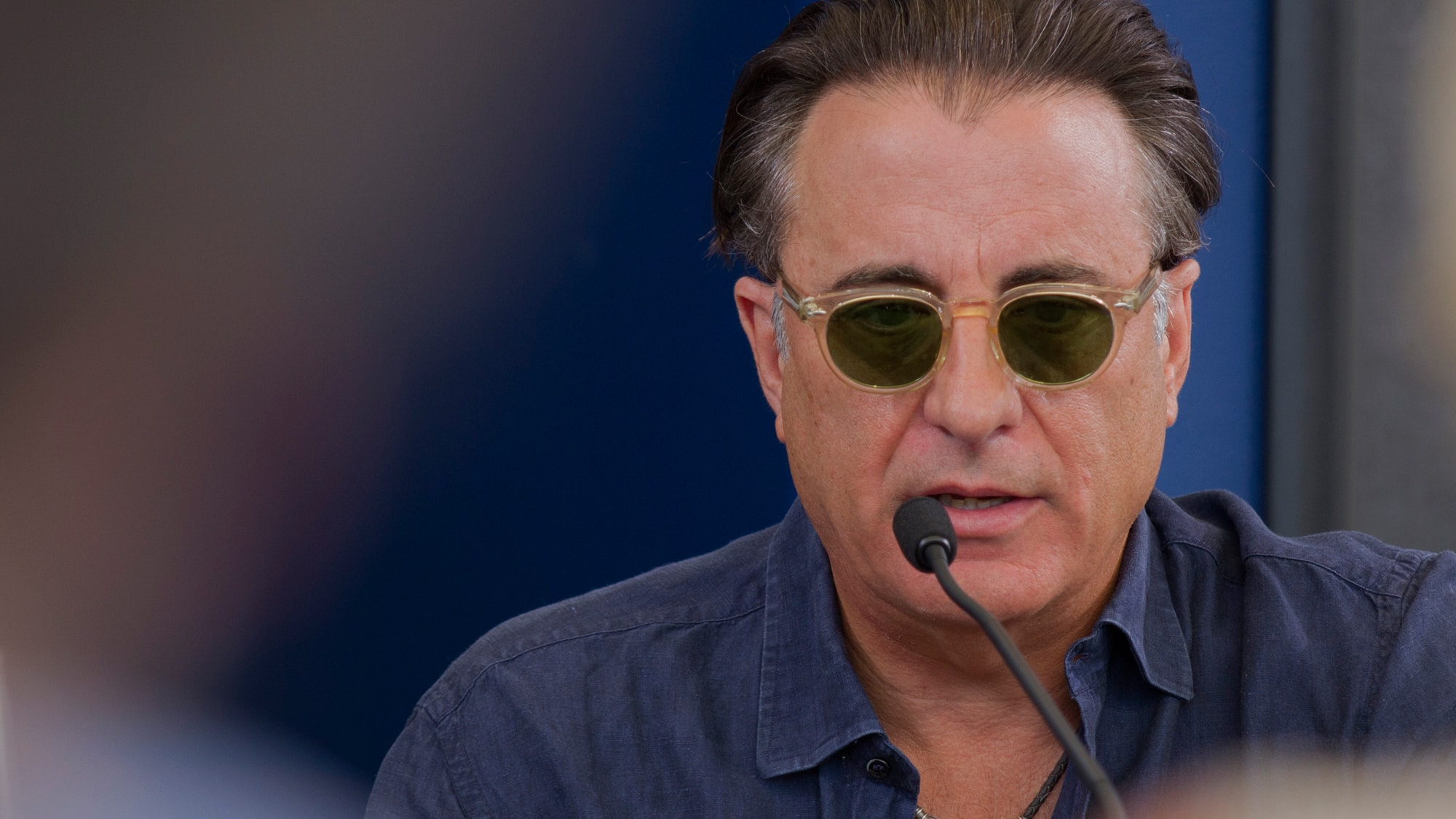 Andy Garcia Background