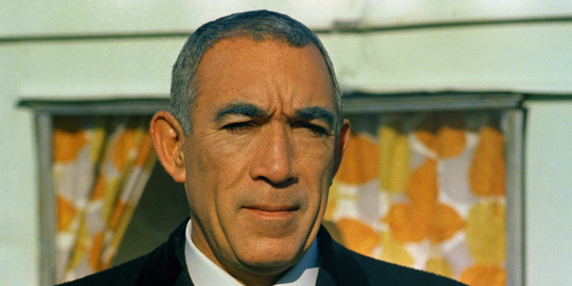 Anthony Quinn Background