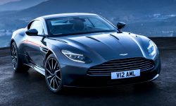 Aston Martin DB11 Background