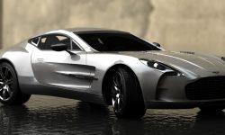 Aston Martin One-77 Background