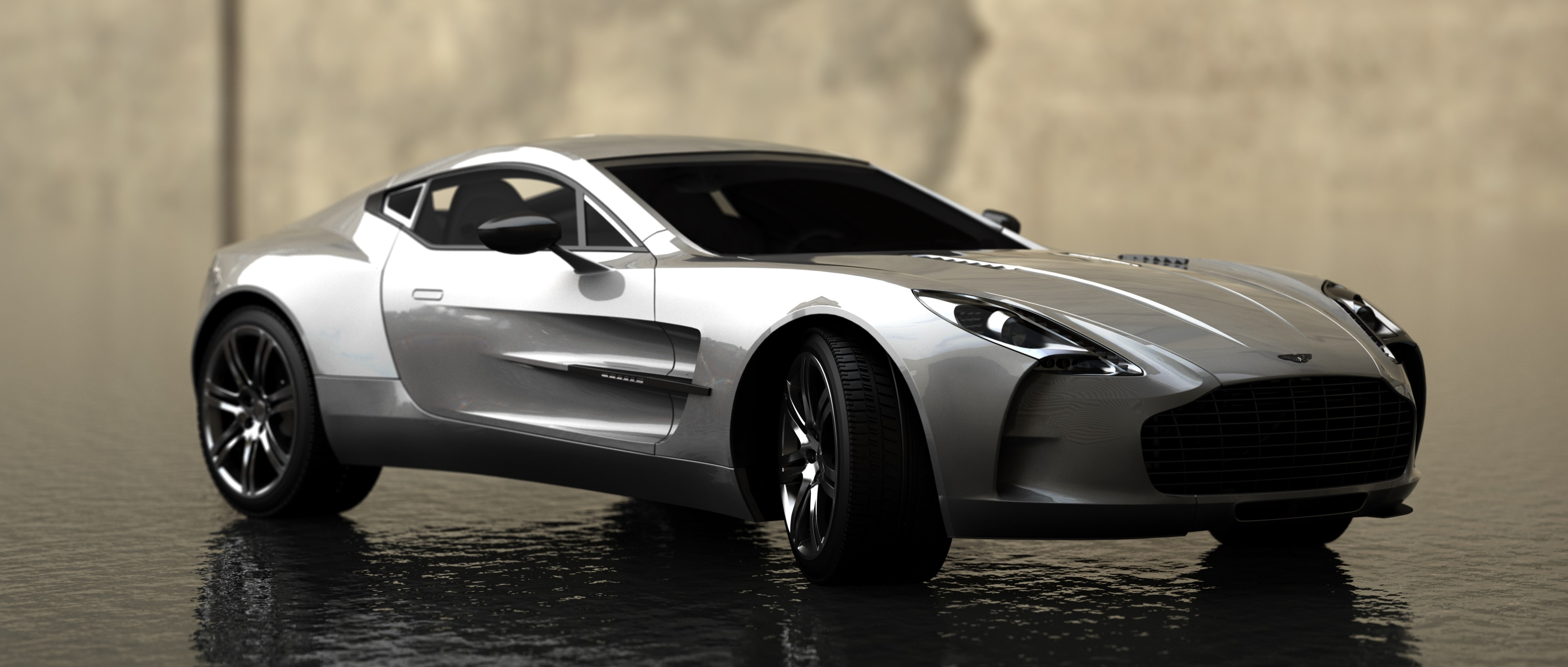 Aston Martin One 77 Hd Wallpapers 7wallpapers Net