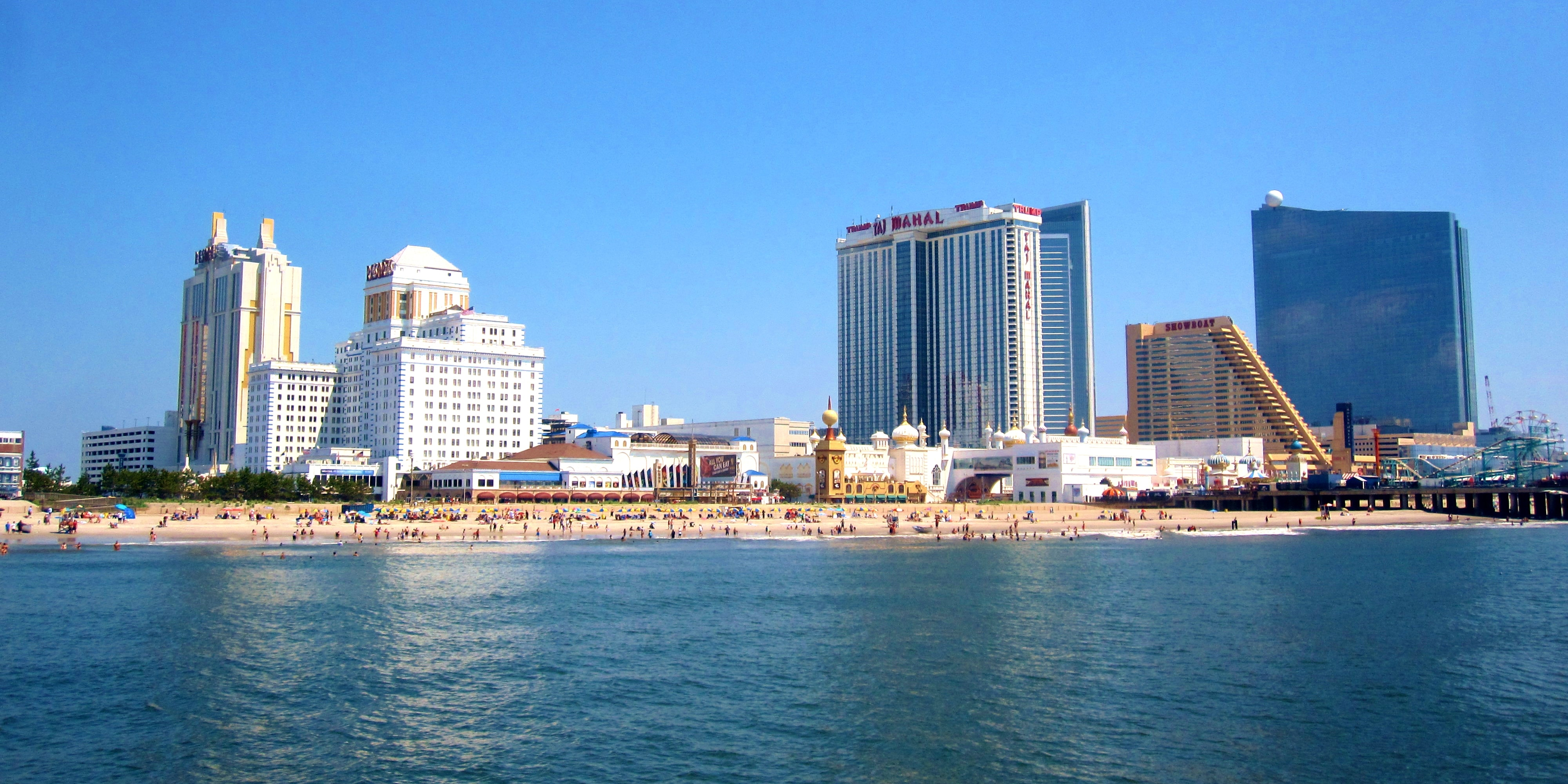Hotels Atlantic City Boardwalk Nj
