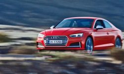 Audi A5 Coupe II Background