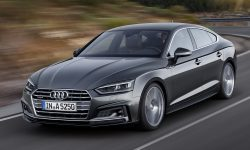 Audi A5 Sportback II Background