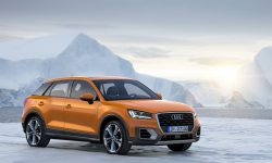 Audi Q2 Background
