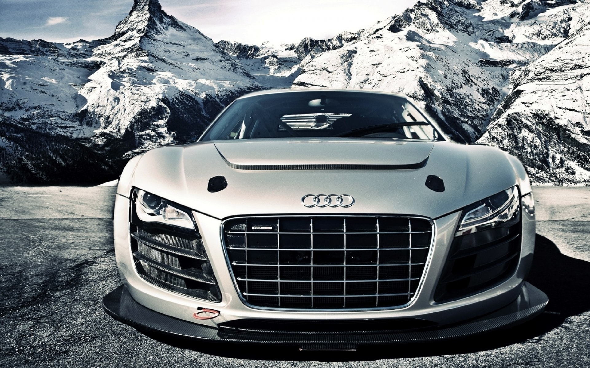 Audi R8 full hd wallpapers