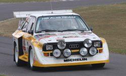 Audi Sport Quattro S1 Background