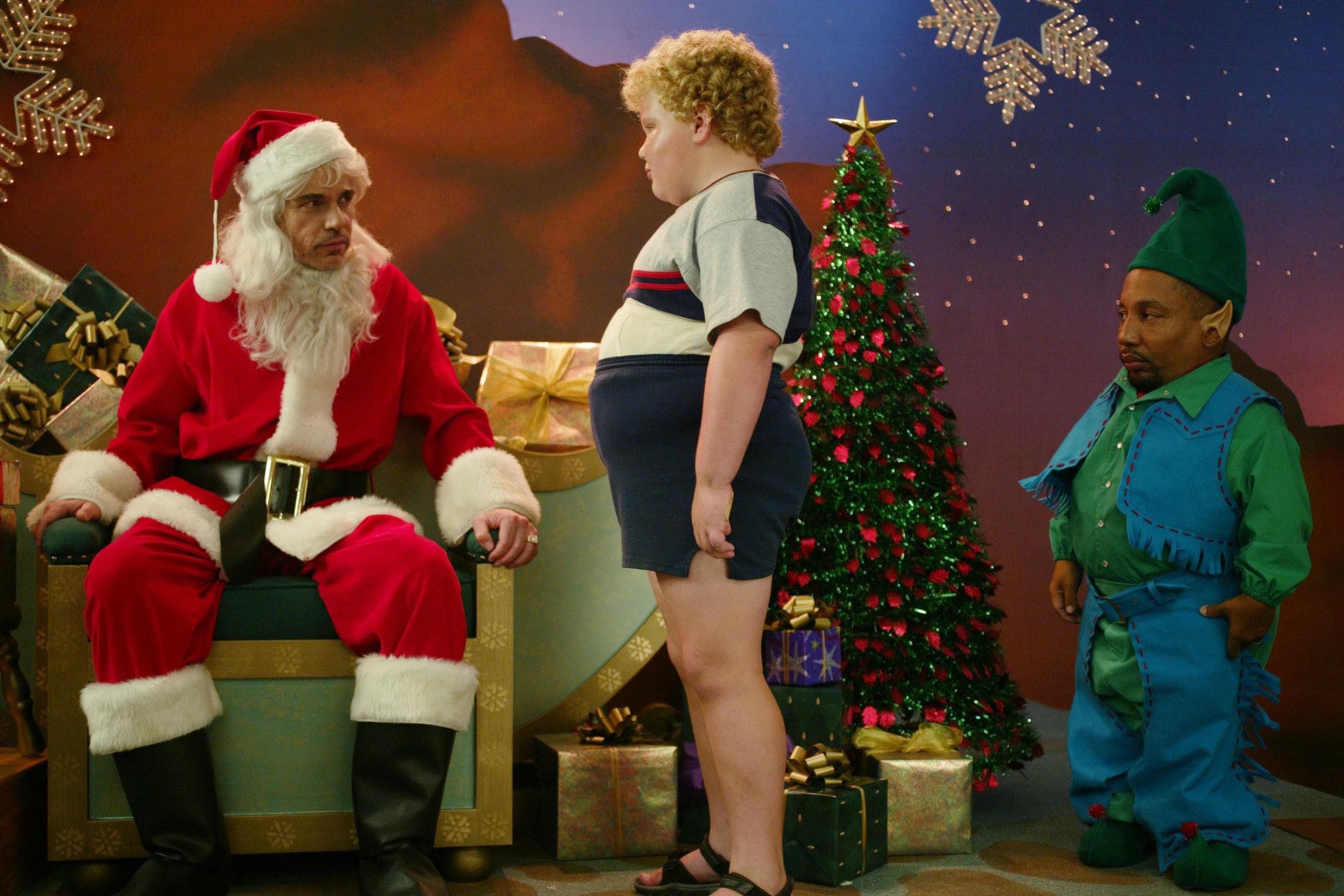 Bad Santa 2 Background