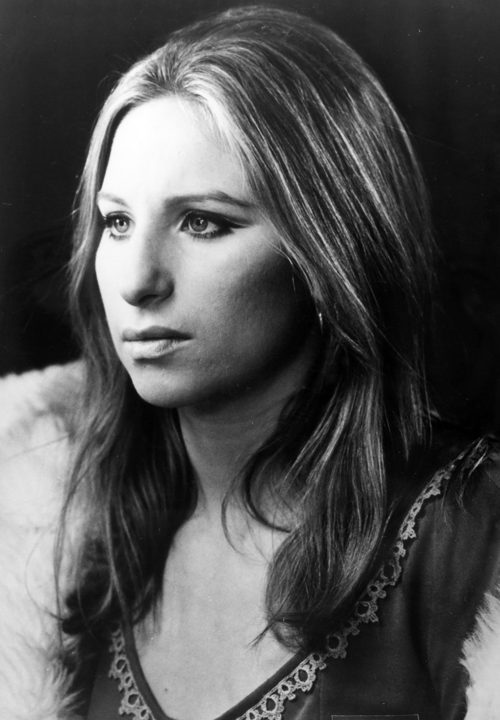Barbra Streisand Background