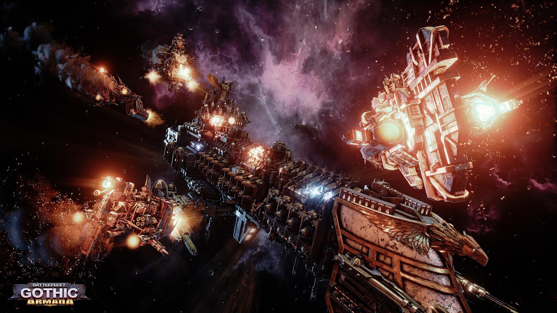 Battlefleet Gothic: Armada Background