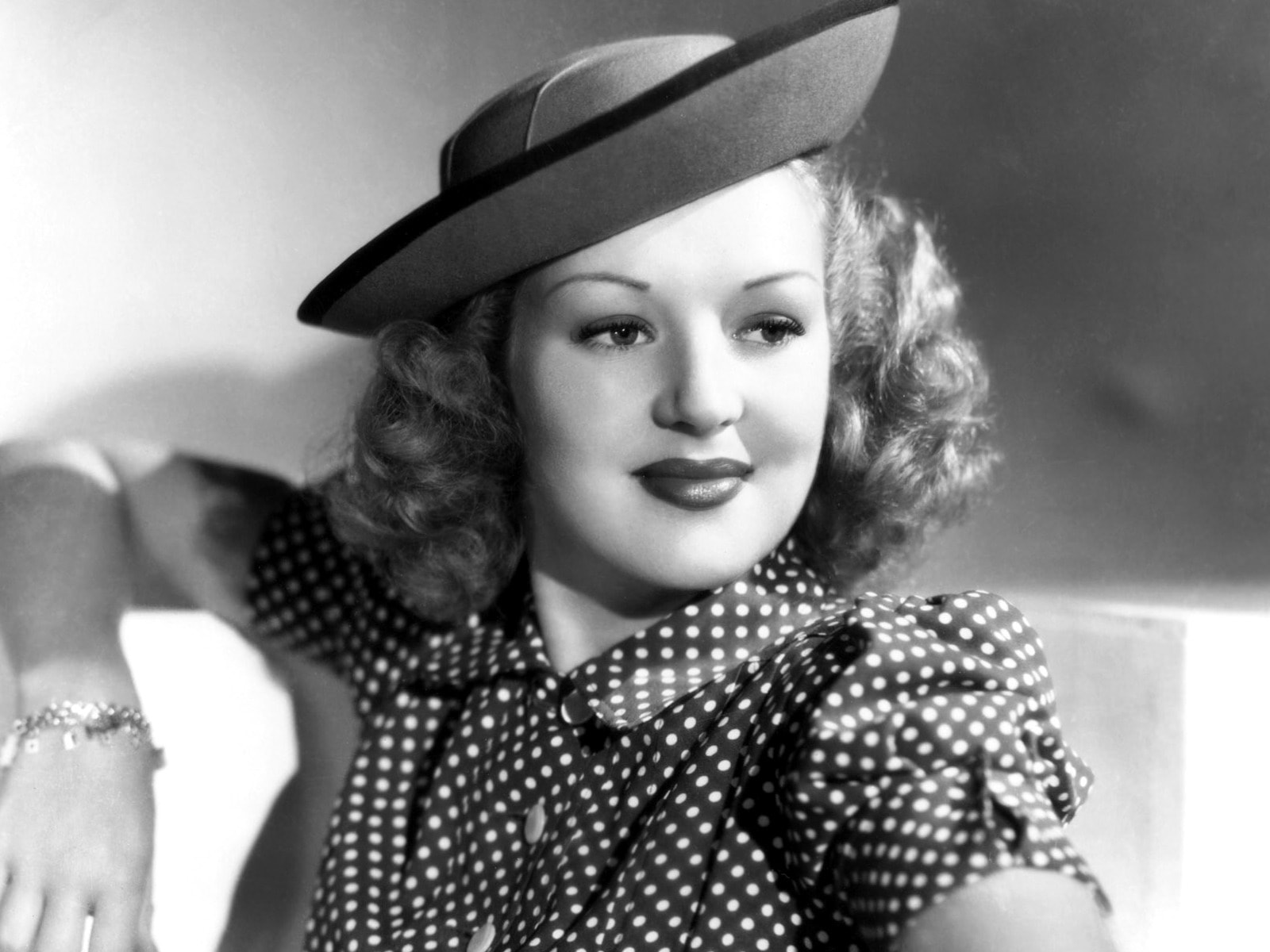 Betty Grable Background