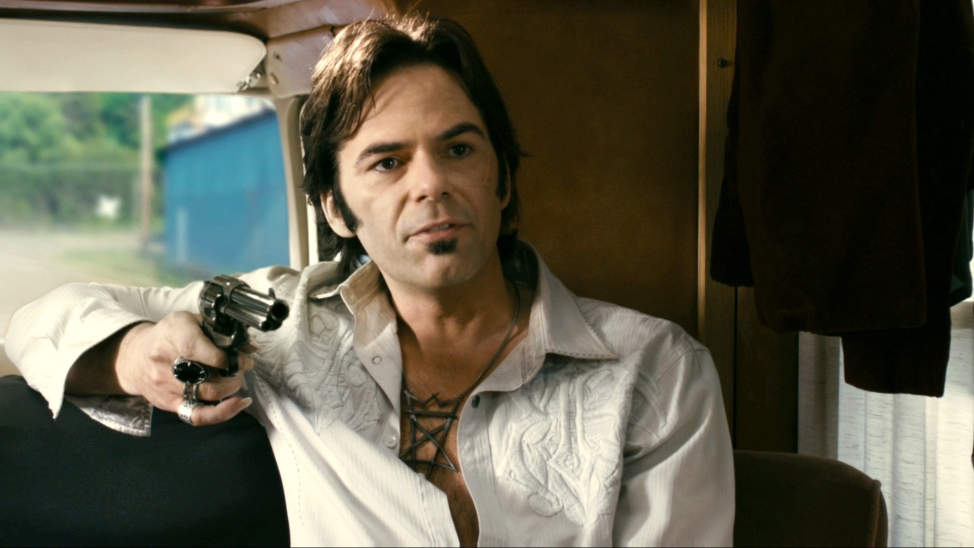 Billy Burke Background